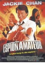 Affiche du film Espion amateur