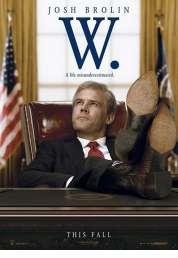 Affiche du film W. - L'improbable Président