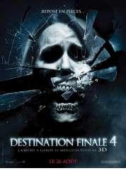 Affiche du film Destination Finale 4