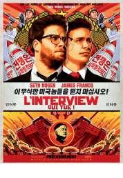 Affiche du film L' Interview qui tue !