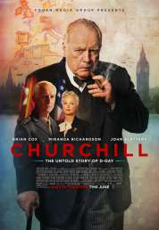L'affiche du film Churchill