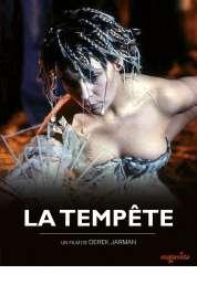 L'affiche du film La Tempête