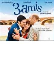 Affiche du film 3 Amis