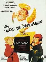 Affiche du film Un drôle de paroissien