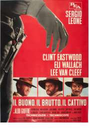 Affiche du film Le bon, la brute et le truand