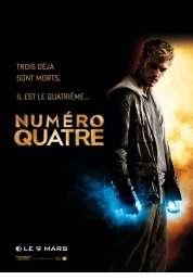 Affiche du film Numéro quatre