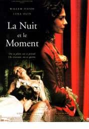 Affiche du film La nuit et le moment