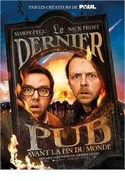 L'affiche du film Le Dernier pub avant la fin du monde