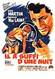Affiche du film Il a Suffi d'une Nuit