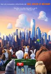 L'affiche du film Comme des bêtes