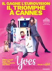 L'affiche du film Yves