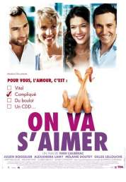 Affiche du film On va s'aimer