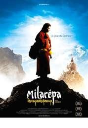 Affiche du film Milarépa, la voie du bonheur