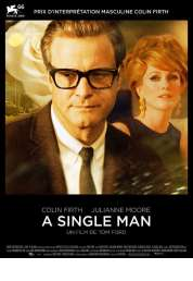 Affiche du film A Single Man