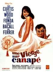 Affiche du film Une vierge sur canapé