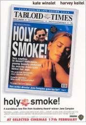 Affiche du film Holy smoke
