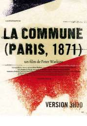 Affiche du film La Commune (Paris 1871)
