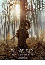 L'affiche du film Max et les maximonstres