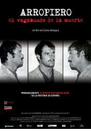 Affiche du film Arropiero le vagabond de la mort