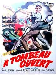 Affiche du film A tombeau ouvert