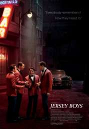 L'affiche du film Jersey Boys