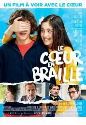 L'affiche du film Le Coeur en braille