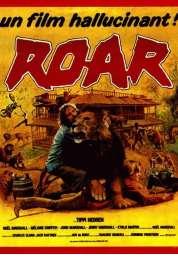 L'affiche du film Roar