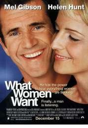 Affiche du film Ce que veulent les femmes