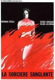 Affiche du film La sorcière sanglante