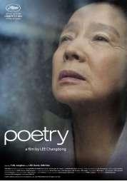 L'affiche du film Poetry