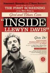 Affiche du film Inside Llewyn Davis