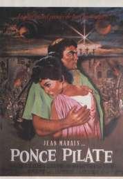 L'affiche du film Ponce Pilate