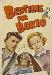 Affiche du film Bedtime For Bonzo