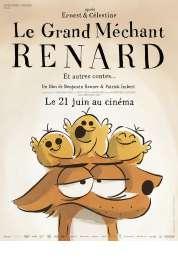 Affiche du film Le Grand Méchant Renard et autres contes