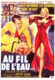L'affiche du film House By The River