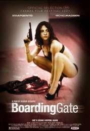 Affiche du film Boarding gate