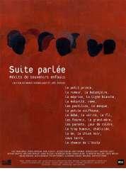 Affiche du film Suite parlée - récits de souvenirs enfouis