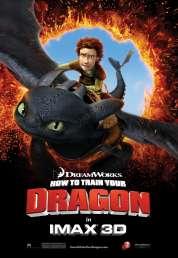 Affiche du film Dragons