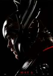 Affiche du film Thor