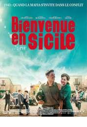 L'affiche du film Bienvenue en Sicile