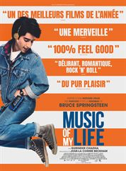 L'affiche du film Music of my life