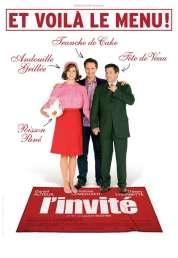 Affiche du film L'Invité
