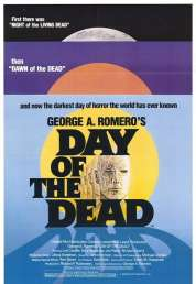 L'affiche du film Le jour des morts vivants