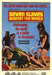 Affiche du film Les gladiateurs les plus forts du monde