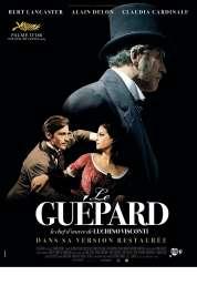 L'affiche du film Le guépard