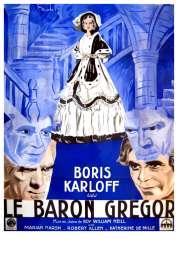 Affiche du film Le baron Grégor