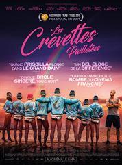 L'affiche du film Les Crevettes pailletées
