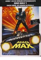 L'affiche du film Mad Max
