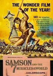 Affiche du film Le géant à la cour de Kublaï Khan