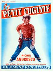 L'affiche du film Le Petit fugitif